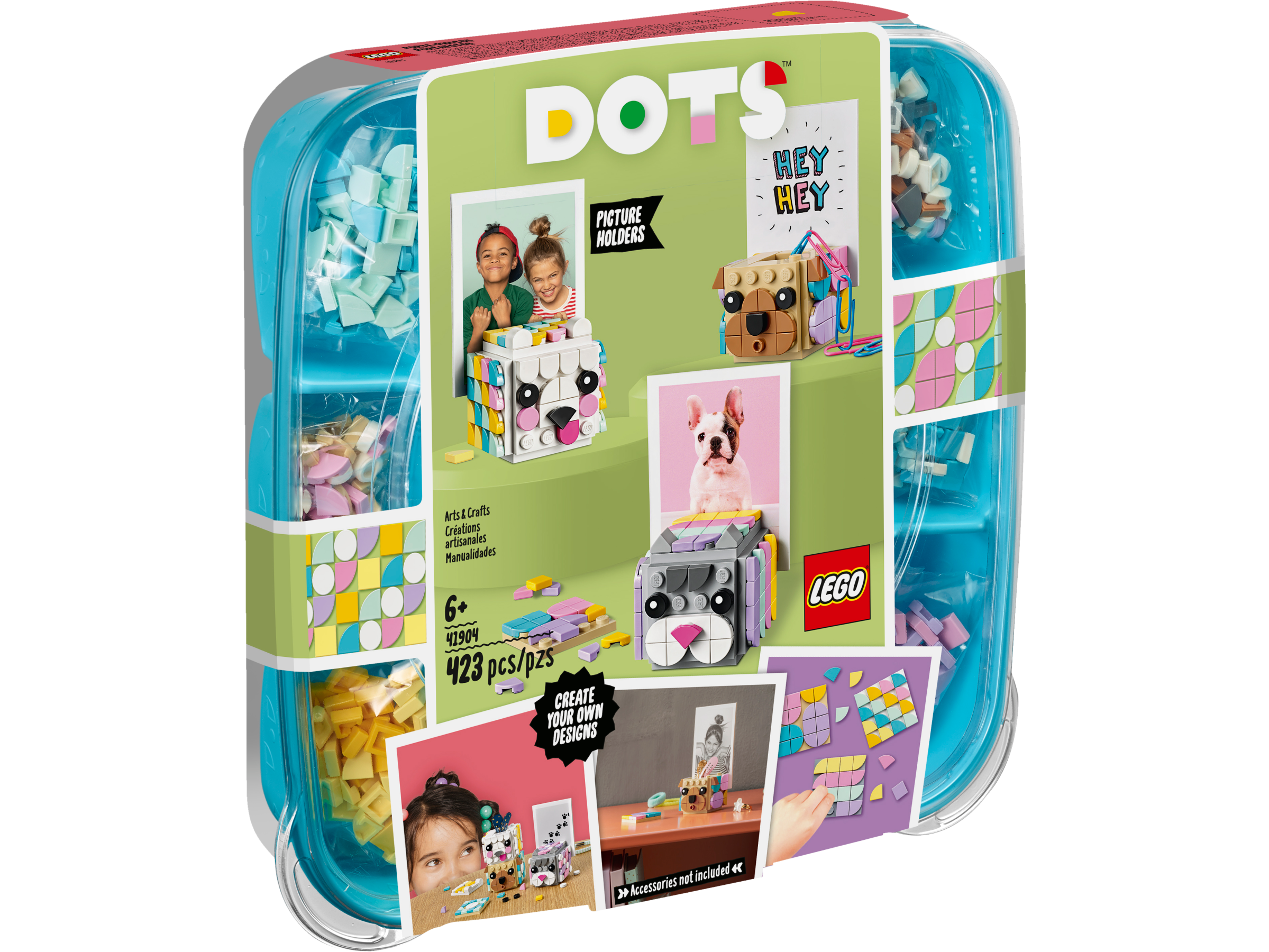 LEGO Dots Animal Picture Holders